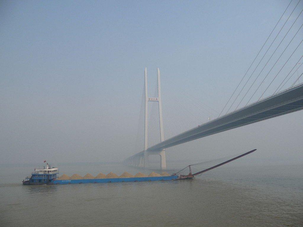Jingue Bridge China